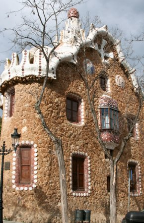 park-guell-house